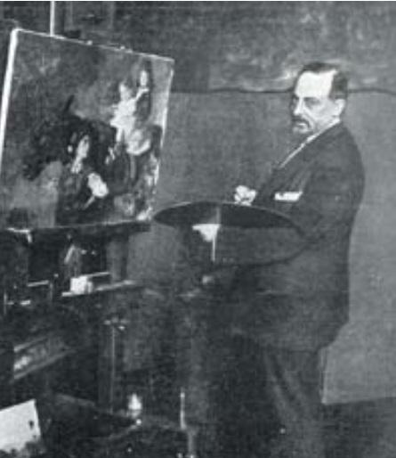5 garnelo en 1917